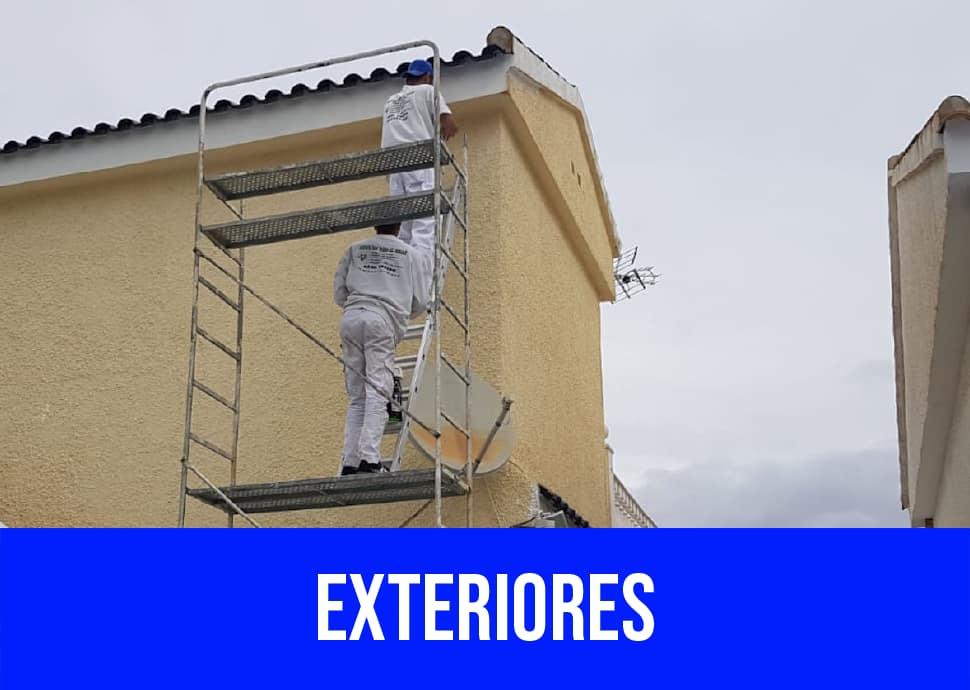 pintores exteriores Torrellano
