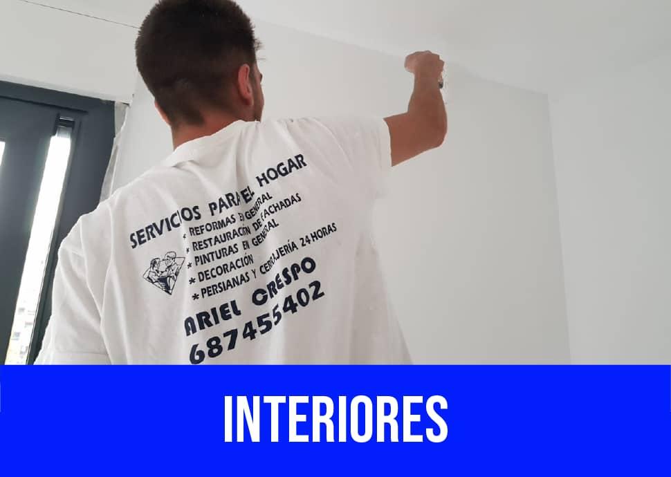 pintores interiores Torrellano